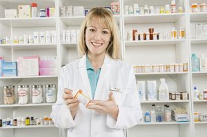 female-pharmacist