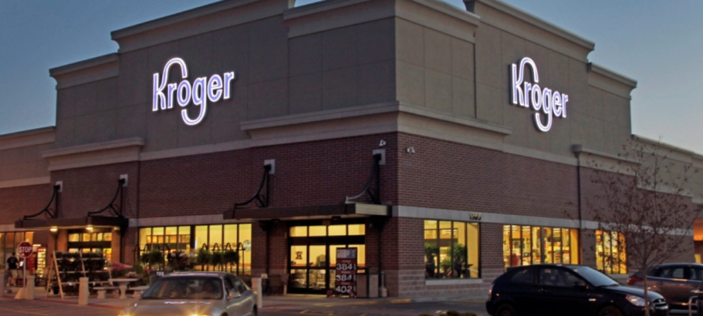 A Kroger store that may test for drugs