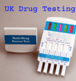 UK Company drug testing kit