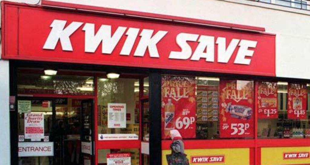 Kiwi Save United Kingdom Convenience Stores