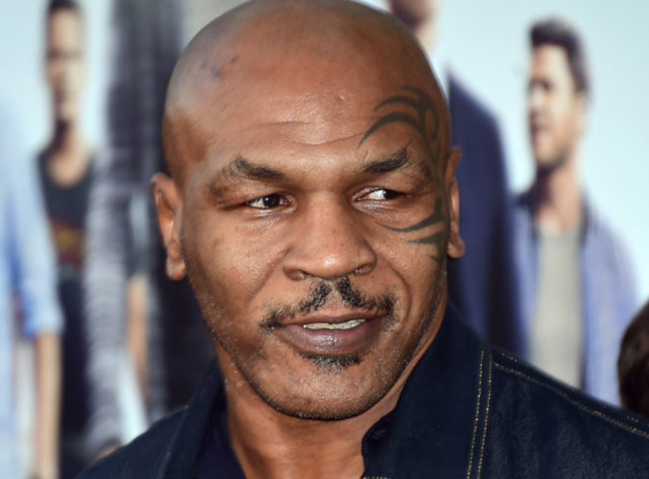 Mike Tyson California City Weed Ranch